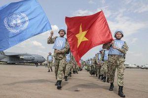 Khẳng định vị thế, nỗ lực của Việt Nam trên trường quốc tế