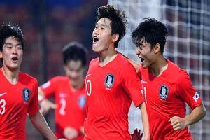U23 Hàn Quốc chiến thắng thuyết phục, góp mặt ở chung kết giải U23 châu Á 2020