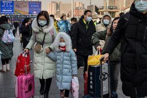 Vũ Hán đóng cửa hệ thống giao thông, cấm mọi chuyến bay, chuyến tàu ra ngoài