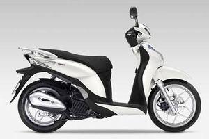 Bảng giá xe Honda SH Mode mới nhất