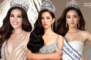 Nhan sắc 'một chín một mười' nhưng so gia thế của bộ 3 đương kim Hoa hậu 'hot' nhất hiện nay ai mới là người gây trầm trồ nhất?