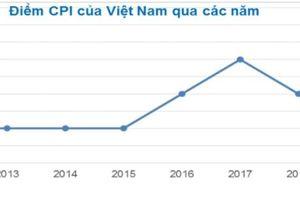Việt Nam tăng điểm vượt bậc trong bảng xếp hạng toàn cầu về Chỉ số Cảm nhận tham nhũng
