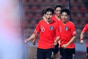 U23 Hàn Quốc chính thức có tấm vé tham dự Olympic sau chiến thắng thuyết phục