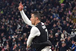 Ronaldo tỏa sáng, Juventus giành vé vào bán kết Coppa Italia