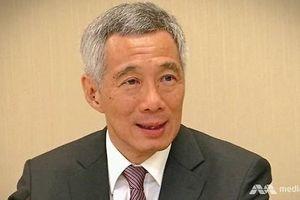 Thủ tướng Singapore: Không gì vui hơn tiếng cười con cháu dịp Tết