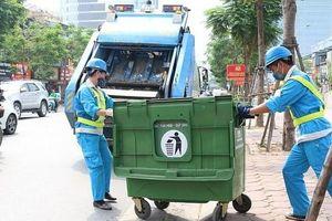 Hà Nội tăng cường đảm bảo vệ sinh môi trường phục vụ Tết Nguyên đán