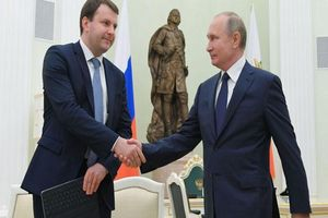 Ông Putin bổ nhiệm cựu Bộ trưởng Phát triển Kinh tế Oreshkin làm Cố vấn