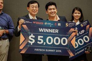 Startup Việt ước mơ kết nối ngân hàng toàn cầu
