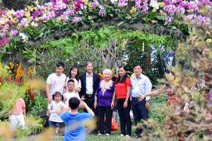 Hội Hoa Xuân Tao Đàn: ngày hội của tình thân