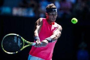 Rafael Nadal có chiến thắng dễ dàng ở vòng 2 Australian Open