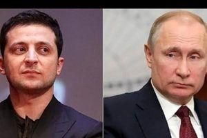 Cuộc gặp giữa TT Putin và TT Zelensky đã không diễn ra ở Jerusalem