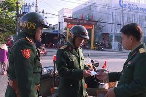 Bộ CHQS tỉnh Thừa Thiên Huế thắt chặt an ninh, an toàn trước, trong, sau Tết Nguyên đán