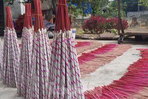 Thăm làng nghề làm hương thủ công nổi tiếng ở Hải Phòng