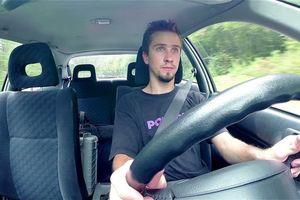 Chú ý lái ôtô an toàn ngày Tết