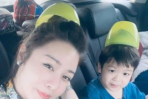 Nhật Kim Anh nhắn tin van lạy cực thảm thiết, tố chồng không cho gặp con