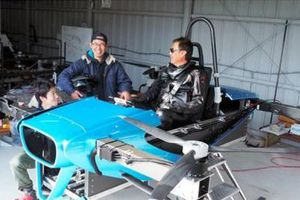Xe bay chở người mà Nhật Bản vừa thử nghiệm có gì đặc biệt?