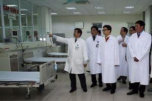 Hà Nội và TP. HCM 'căng mình' chống bệnh viêm phổi do nhiễm virus Corona mới