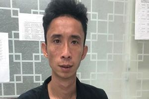 Bắt thanh niên dùng dao đâm tài xế xe ôm để cướp xe máy