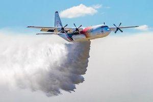 C-130 của Australia bị rơi khi chữa cháy rừng