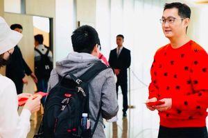 Sếp Tencent bỏ hoạt động lì xì truyền thống vì sợ 'virus Vũ Hán'