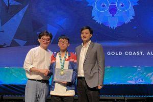 Việt Nam giành HCV tại kỳ thi Olympic Toán học quốc tế SEAMO
