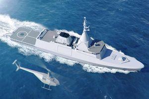 Khinh hạm tối tân nhất châu Âu sẽ trực chiến trên Biển Đông
