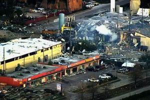 Nhà máy ở Houston nổ lớn, hai người thiệt mạng