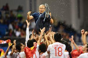 Bóng đá Việt Nam tràn đầy hy vọng trong năm 2020