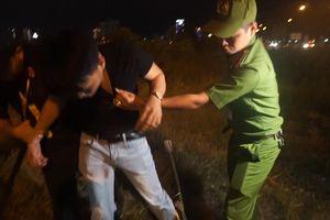 Cảnh sát 911 Đà Nẵng trấn áp tội phạm đêm giao thừa Tết Canh Tý