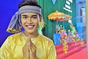 Ngày tết của dân tộc Khmer qua lời kể của nam sinh 'Sao tháng giêng'