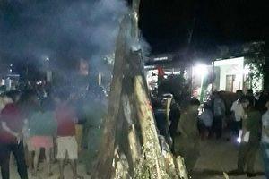 Quảng Nam: Kéo bóng đèn đón Giao thừa, người đàn ông bị điện giật chết tại chỗ