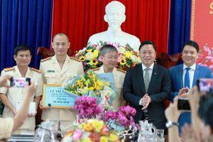 Bắt kẻ cạy két sắt chứa 3,7 tỷ đồng ở Quảng Nam
