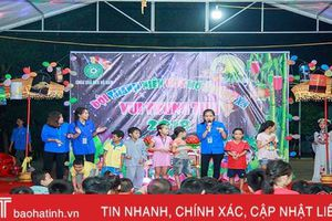Tình yêu Tổ quốc - sợi chỉ đỏ của hoạt động tuổi trẻ Hà Tĩnh