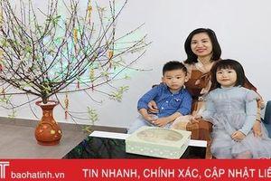 Cư dân chung cư nhà ở xã hội Hà Tĩnh đón cái tết đầu tiên