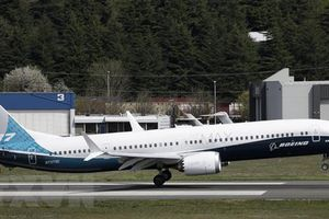 Máy bay Boeing 737 MAX có thể được hoạt động trở lại vào giữa 2020