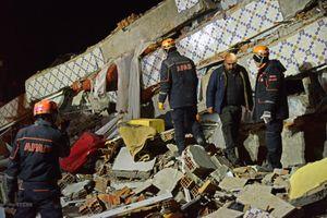 Động đất ở Thổ Nhĩ Kỳ: Số người thương vong gia tăng nhanh