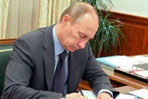 Ông Putin bổ nhiệm hai trợ lý tổng thống mới