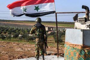 Syria đã kiểm soát phần lớn các vùng biên giáp Thổ Nhĩ Kỳ và Iraq