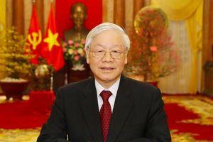 Lời chúc Tết Xuân Canh Tý của Tổng Bí thư, Chủ tịch Nước Nguyễn Phú Trọng