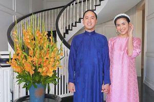 Lan Khuê, Tăng Thanh Hà, Tóc Tiên trang phục du xuân từ gam màu tinh tế đến nổi bật
