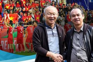 Bầu Đức: 'Vô địch SEA Games mừng hơn cả Á quân U23 châu Á hay AFF Cup 2018'