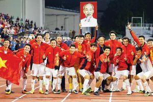 Bóng đá Việt Nam thực hiện giấc mơ HCV sau 60 năm: Ra biển lớn