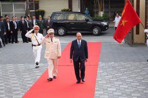 Thủ tướng Nguyễn Xuân Phúc thăm và chúc Tết tại TP Đà Nẵng