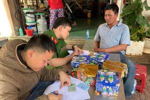 Phát hiện, xử lý 208 vụ đốt pháo trái phép trên địa bàn tỉnh Đắk Lắk