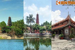 Lễ chùa đầu năm 2020: Chọn chùa nào nổi tiếng, linh thiêng nhất?