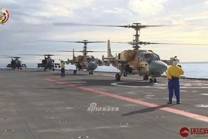 Xem bộ đôi 'chết chóc' của Nga hiện đang phục vụ… hải quân Ai Cập