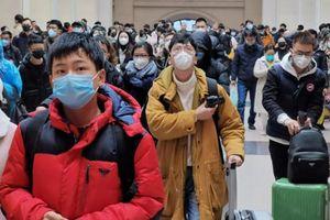 Một người Đài Loan bị phạt 10.000USD vì cố tình giấu việc bị cúm Vũ Hán