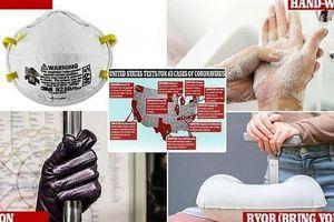 10 cách đơn giản để bảo vệ bản thân trước virus Corona xuất phát từ Vũ Hán