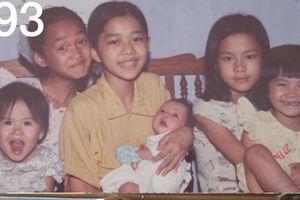 Lần đầu khoe ảnh ngày ấy - bây giờ, Chi Pu cùng hội chị em trong nhà nhận 'mưa lời khen' từ cộng đồng mạng