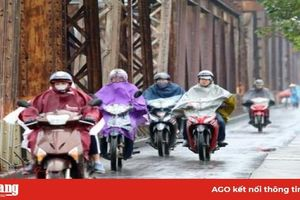 Đêm mùng 2 Tết, Bắc Bộ giảm mưa, trời rét